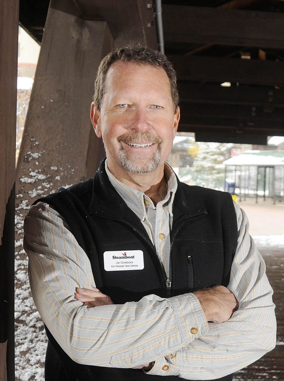 Jim Schneider, Business Person of the Year