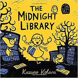 """The Midnight Library,"" by Kazuno Kohara"