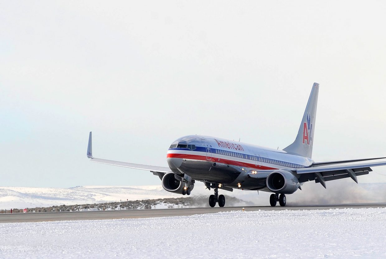 A delay in the grant funding process has pushed the runway repaving project at Yampa Valley Regional Airport to spring 2015.