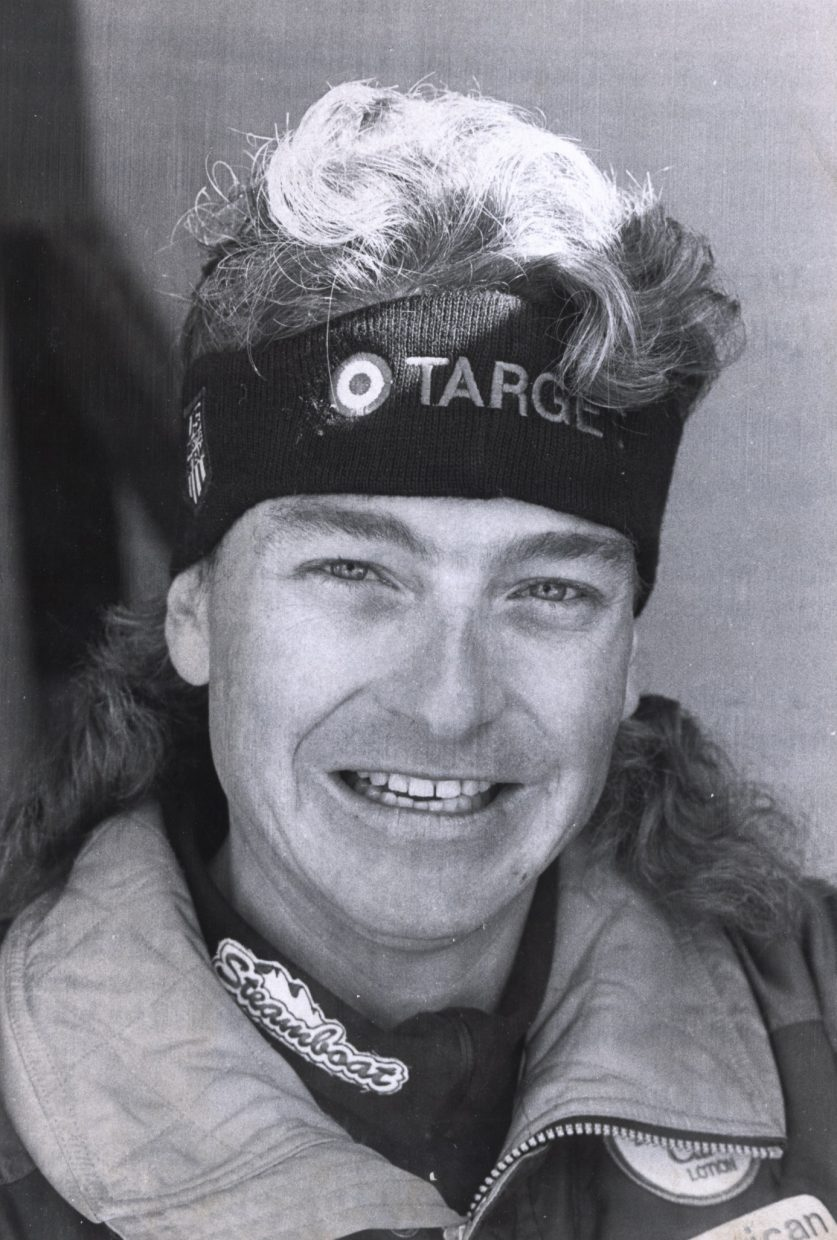 """Kris """"Fuzz"""" Feddersen was selected to the U.S. Ski and Snowboard Hall of Fame."""