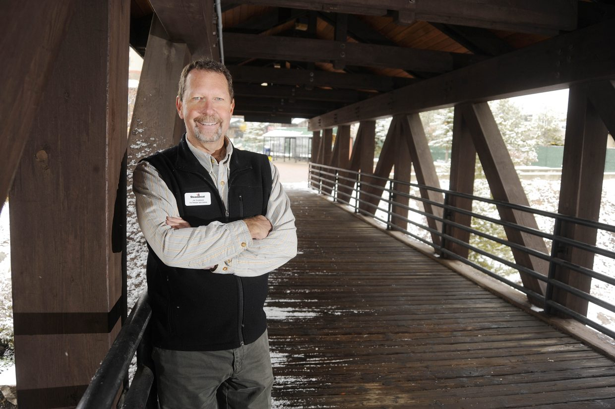 Jim Schneider, of Steamboat Ski and Resort Corp., has been named the Navigator Awards' 2013 Business Leader of the Year.