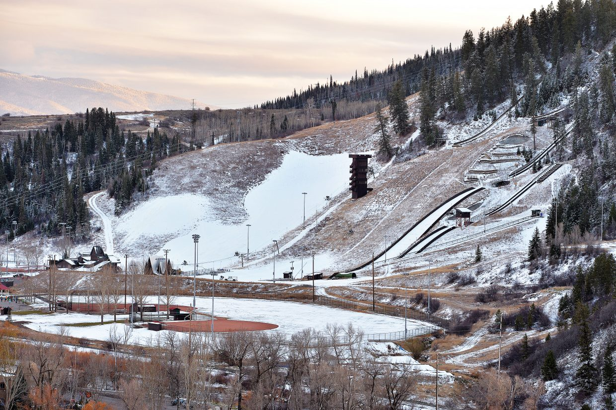 The arrival of winter, and the efforts of snowmakers are quickly changing the appearance of Howelsen Hill for the season. The city is set to release the draft of a new master plan for the park that could drastically change the park. The plan calls for such improvements as a new indoor recreation center and a renovation of the Howelsen Hill Lodge.