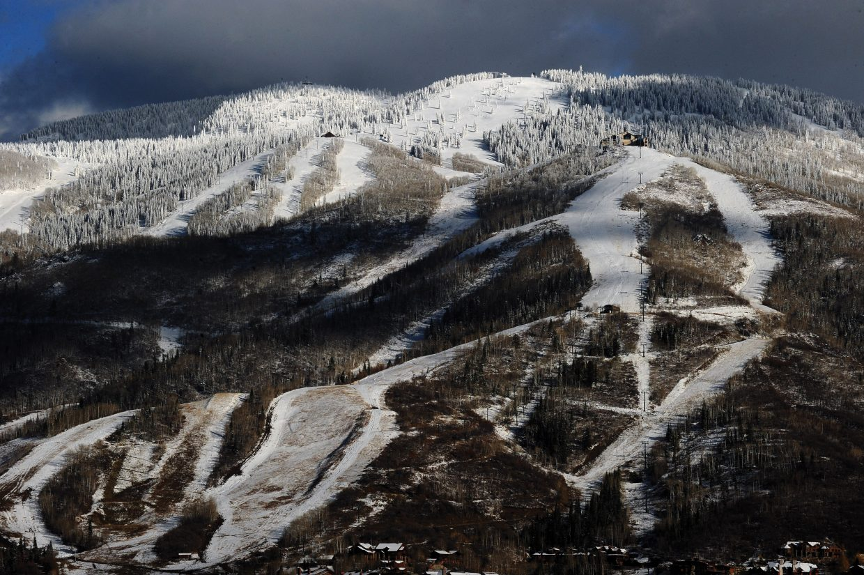 Intrawest, the parent company of Steamboat Ski and Resort Corp., has filed with the Securities and Exchange Commission to regain its stature as a publicly held company through a $100 million stock offering.