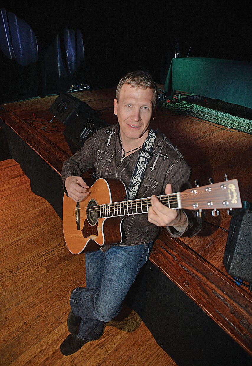 Longtime local musician Pat Waters has made a name for himself playing with the local band Missed the Boat. He also plays with Wish You were Pink and as a solo artist.