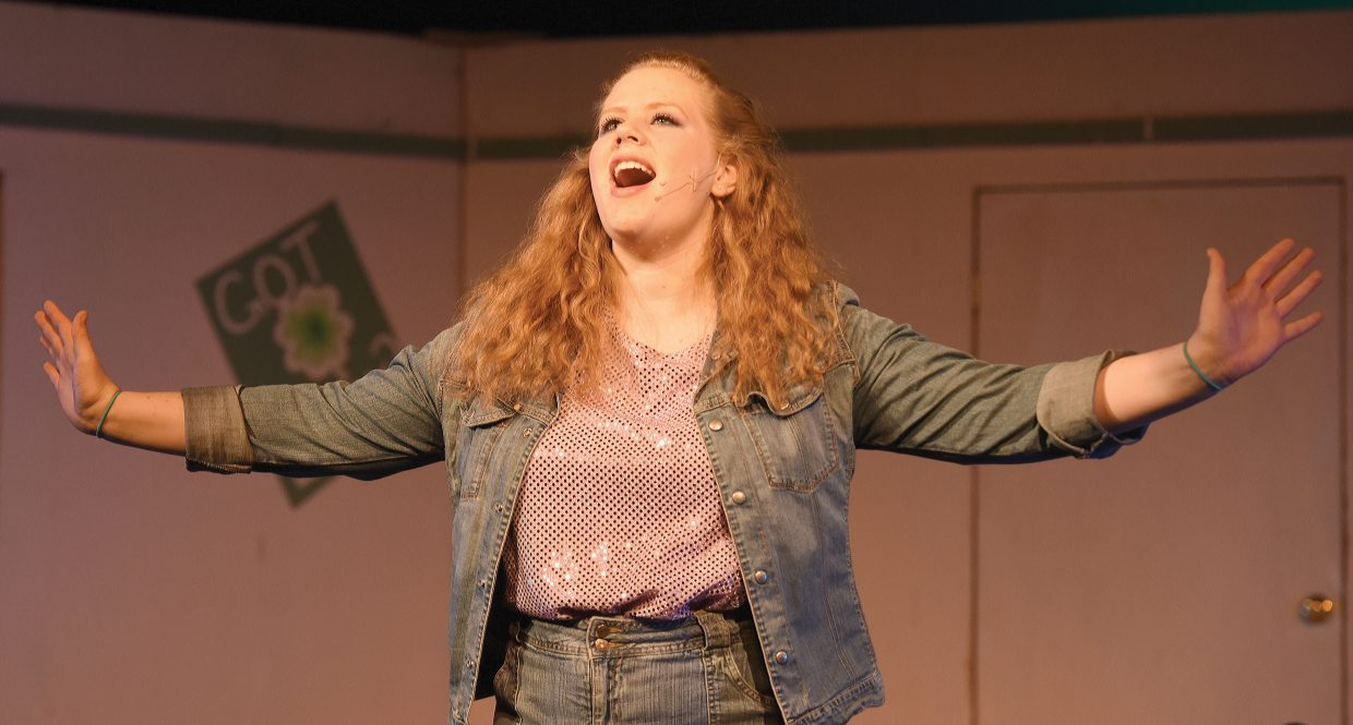 "Hannah Heil plays the part of Paulette in the Steamboat Springs High School's production of ""Legally Blonde."" The musical will take center stage at 7 p.m. Friday and Saturday at the Steamboat Springs High School auditorium. Tickets can be purchased at All That and at the high school. Students can purchase tickets for $5 with an activity pass. Admission is $12 for adults and $20 for reserve tickets, the latter of which are sold only at the high school."