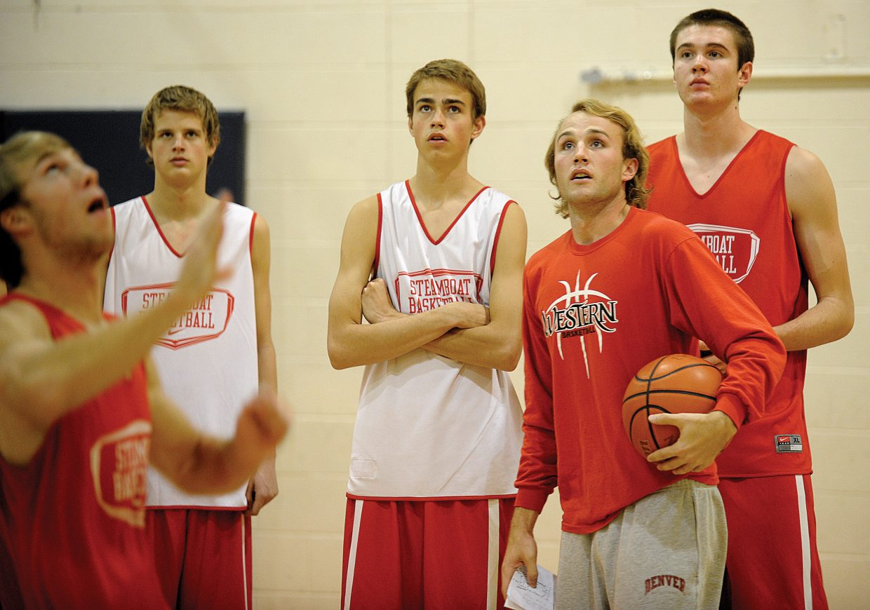 After more than a decade of playing basketball, Mike Vandahl is now coaching it. A 2008 graduate of Steamboat Springs High School, Vandahl was brought in for his toughness and leadership.