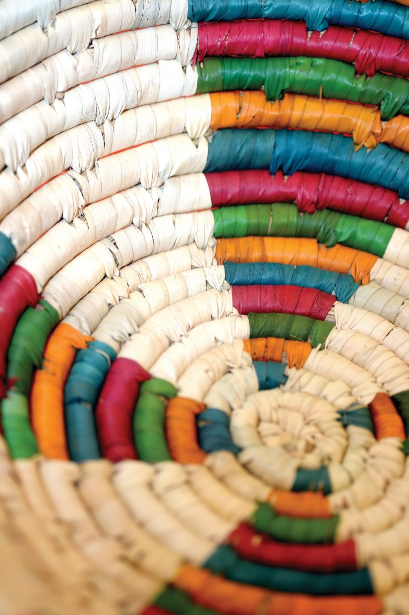 Handmade baskets from Bangladesh will be among the many items for sale this weekend at the Human Hands Bazaar, which will take place from 9 a.m. to 3 p.m. Saturday at Holy Name Catholic Church.