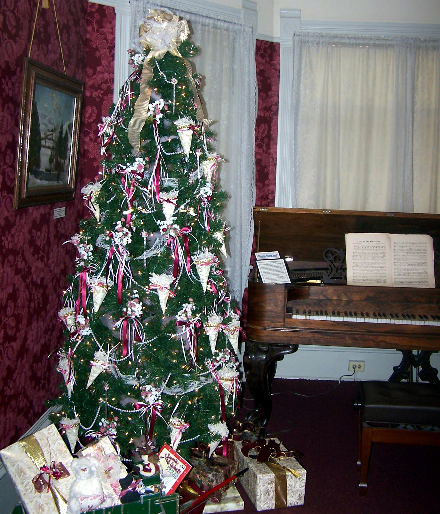 The Tread of Pioneers Museum's Festival of Trees goes through Monday.