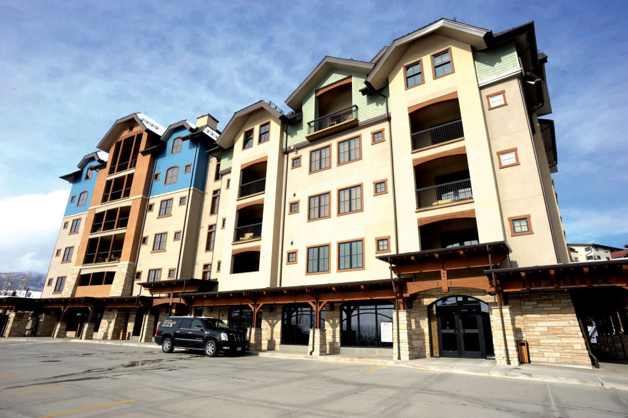 Steamboat Springs City Council approved the location of a new liquor license for a planned store inside the Highmark building, which is located across the street from the Market on the Mountain. More than 90 people signed a petition against the location of the business.
