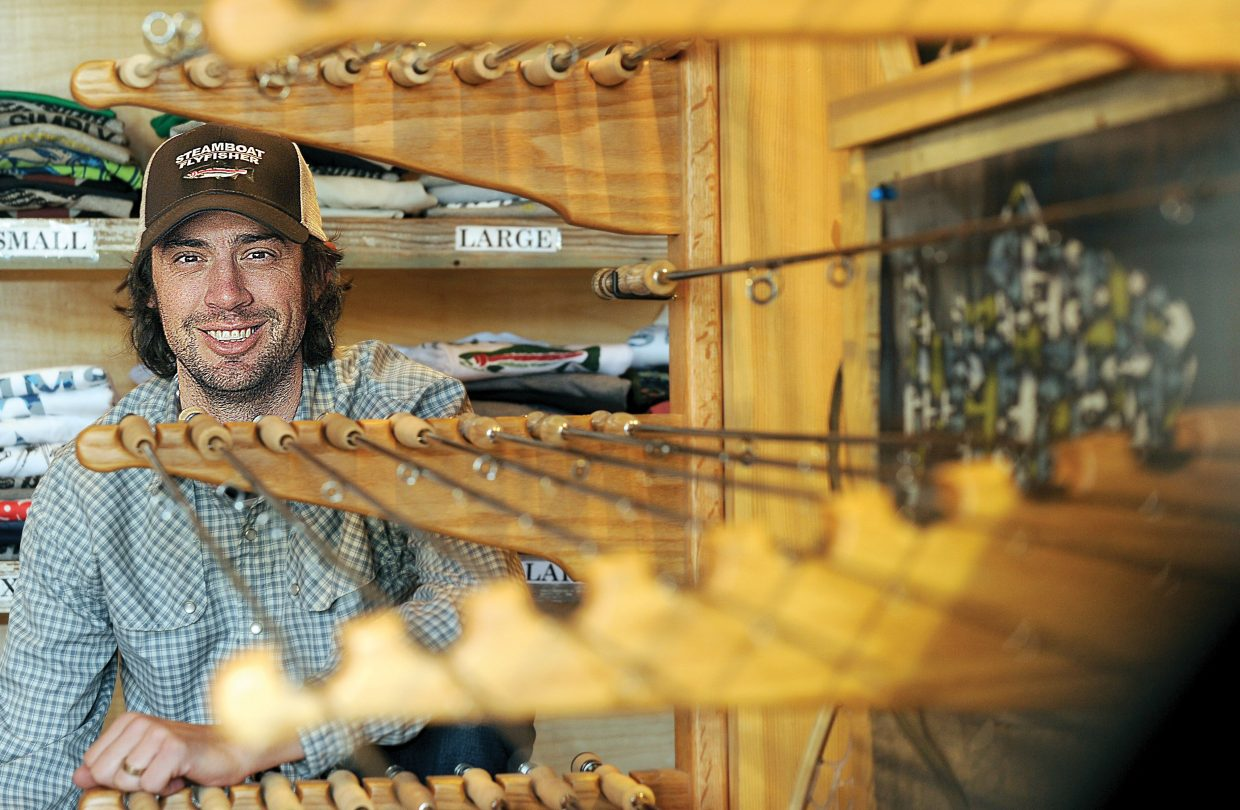 Johnny Spillane transitioned rather smoothly from life as an Olympic-medal-winning Nordic combined skier to life as a businessman. Within months of retiring, he agreed to buy Steamboat Flyfisher in downtown Steamboat Springs.