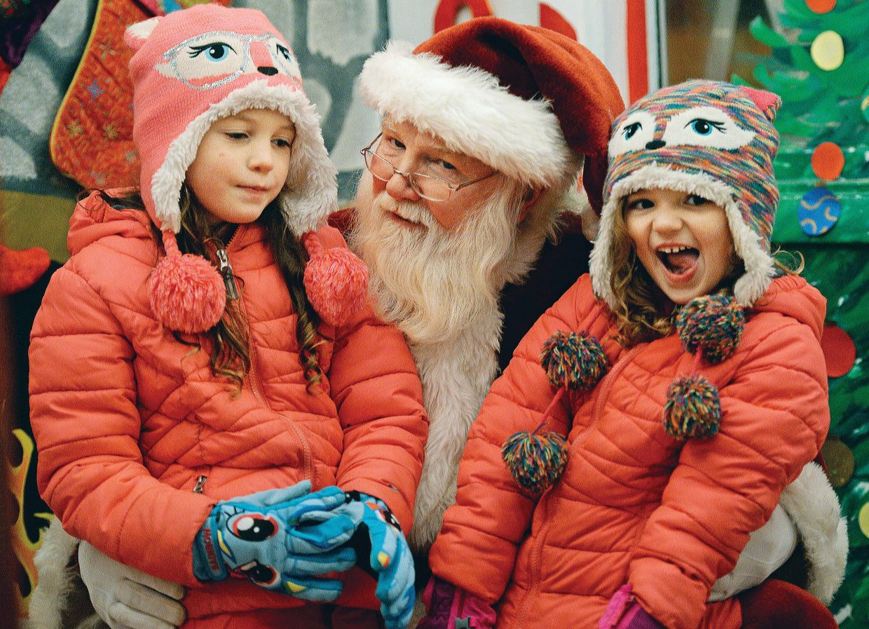 The annual Light Up the Night will be held Friday, kicking off the holiday season in Steamboat Springs.