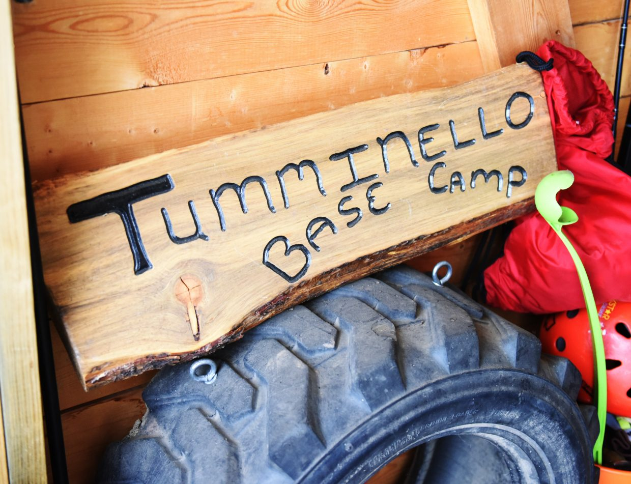 Adventure is nothing new for the Tumminello family.