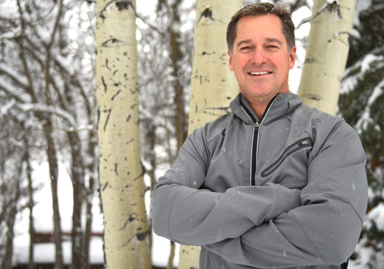 Doug Tumminello is a lawyer living in Steamboat Springs with an appetite for adventure. He plans to ski to the South Pole from the edge of the Antarctic continent in about 40 days.