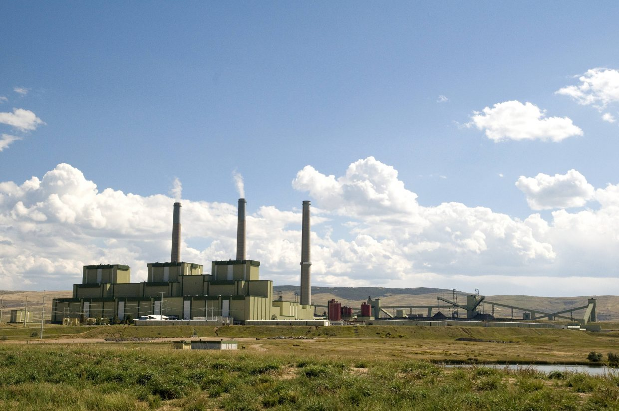 Craig Station is one of the biggest economic drivers in Moffat County.