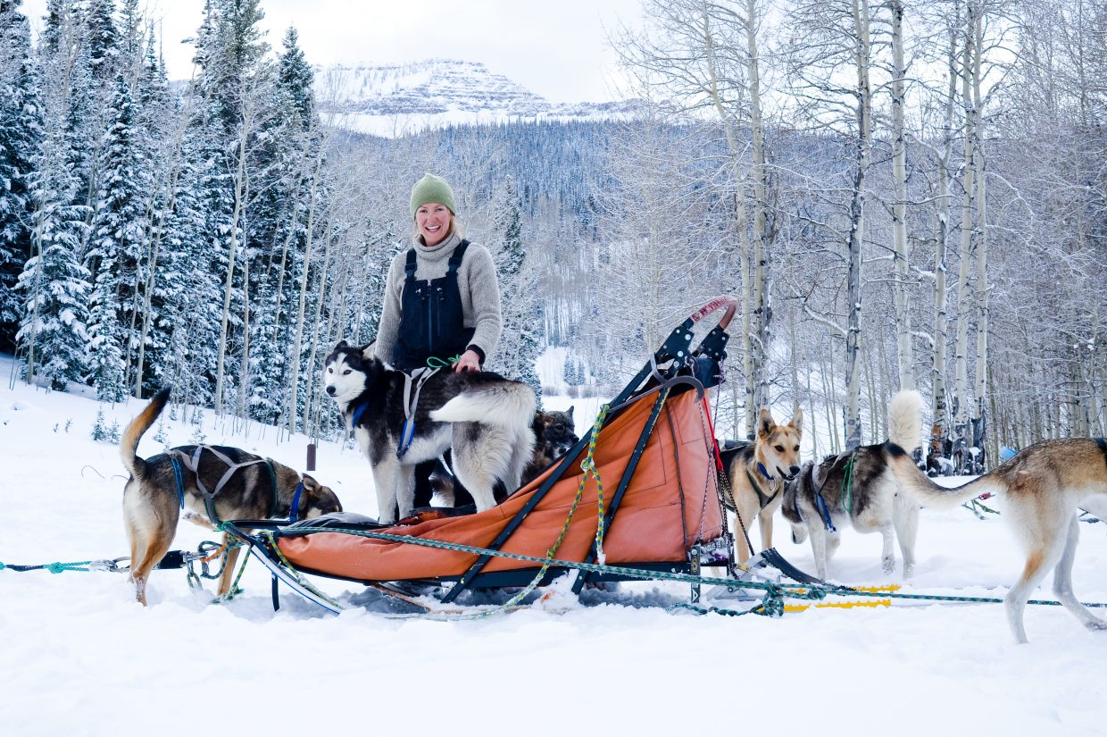 Snow Buddy Sled Dog Tours owner Sarah Piano will give a presentation on suicide awareness Thursday in Oak Creek.