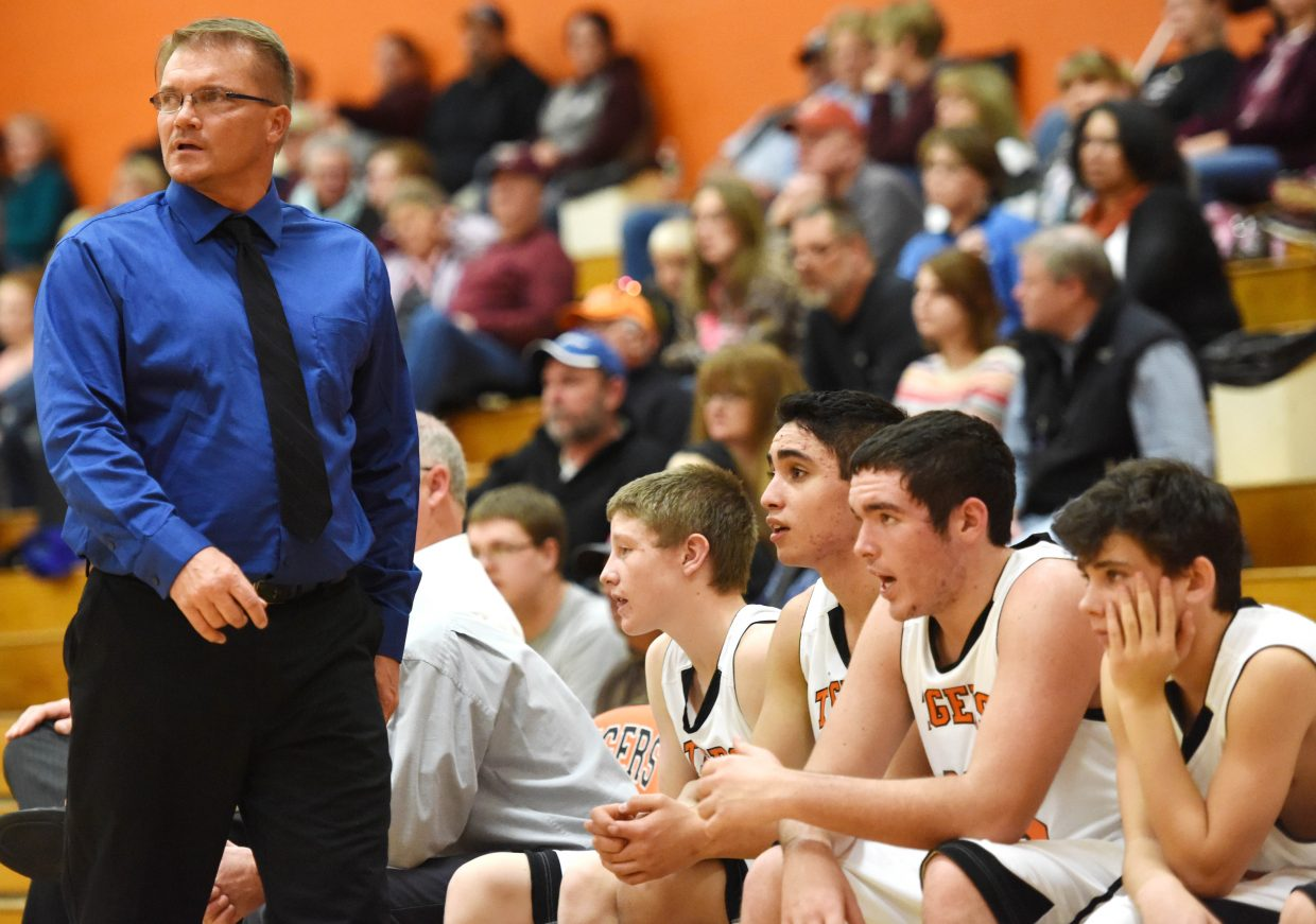 Hayden boys basketball coach Gerard Geis is hoping his team can turn it around after a winless season last year. The Tigers tip off their season next week with a trip to a tournament in Meeker.