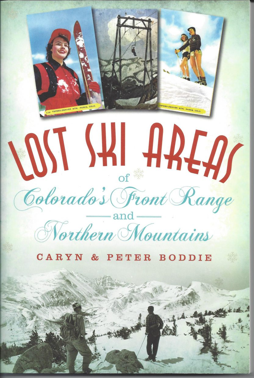 "The Tread of Pioneers Museum is hosting a ""Lost Ski Areas of Colorado's Front Range and Northern Mountains"" discussion at 6 p.m. Thursday."