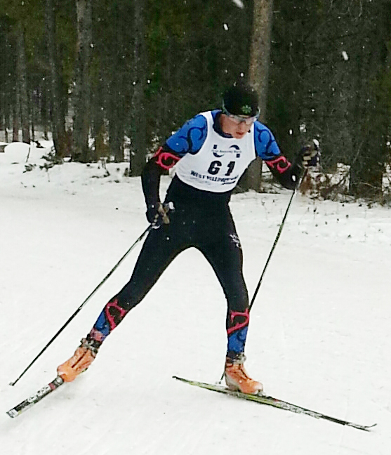 Noel Keeffe skied last week in an event at West Yellowstone, Montana. Keeffe was among a handful of Steamboat Springs Winter Sports Club skiers who shined at the event.