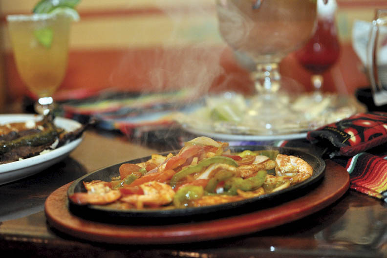 Vallarta's Mexican Restaurant, inside Centennial Mall at 1111 W. Victory Way, is known for its fajitas and its Cadillac, Vallarta and agave margaritas. The restaurant now is opening a location in Hayden.