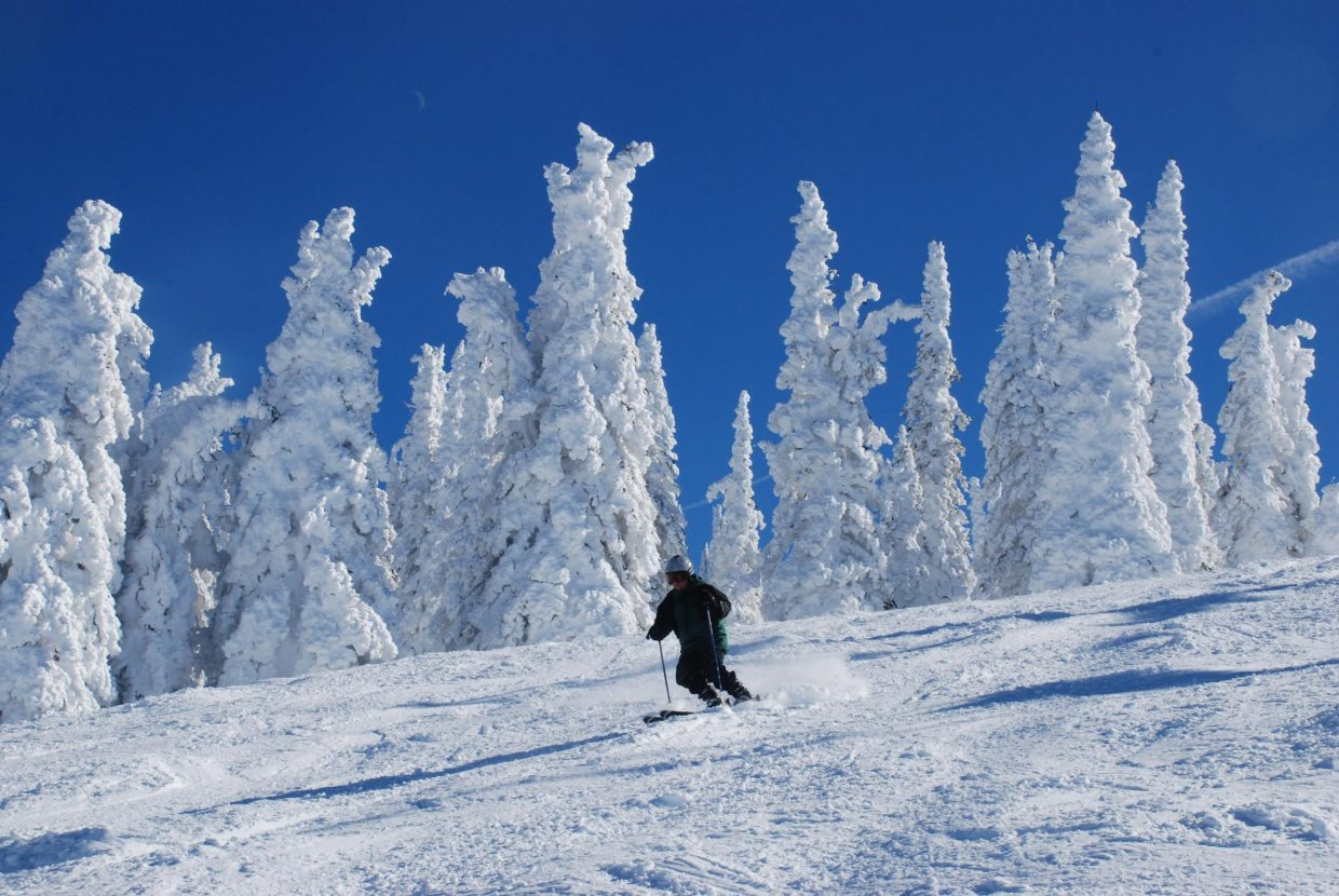 Steamboat executives are cautiously optimistic that Intrawest's Passport pass will attract vacationing skiers from the northeast and Canada to sample the fluffy packed powder on Mount Werner.