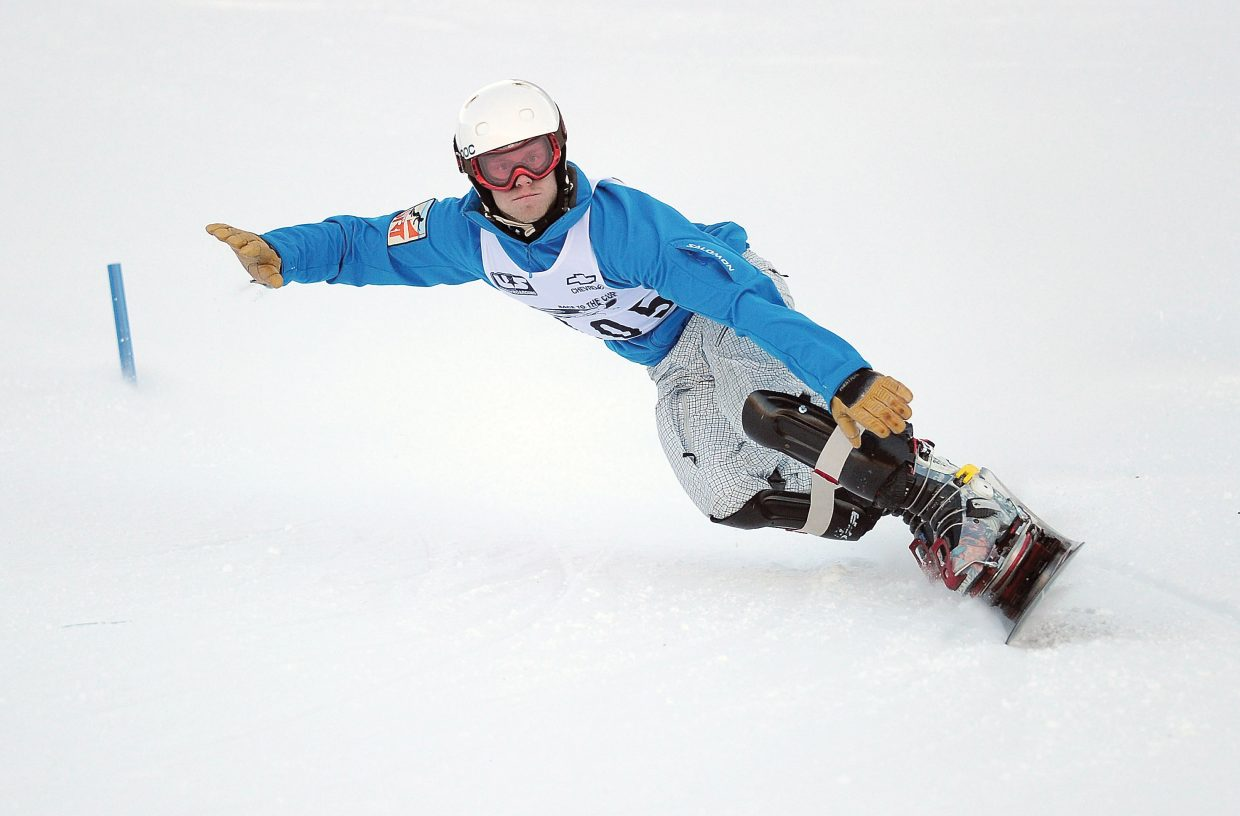 Steamboat Springs snowboarder Michael Trapp has been a regular at the Race to the Cup the past several seasons. After winning a NorAm race in Canada last week, the Steamboat Springs snowboarder is hoping for a repeat performance at the Steamboat Ski Area this weekend.