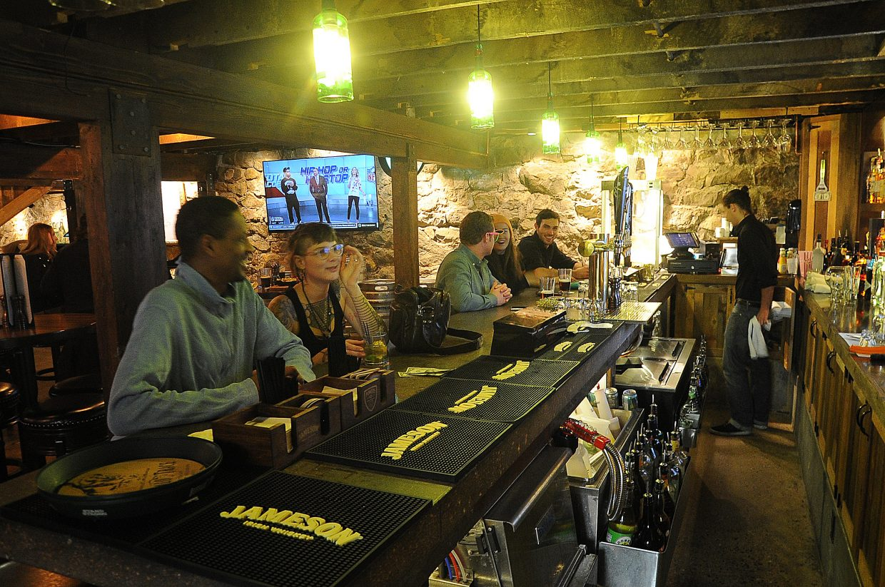O'Neil's Tavern is one of several new bars and restaurants that are now open in downtown Steamboat Springs.