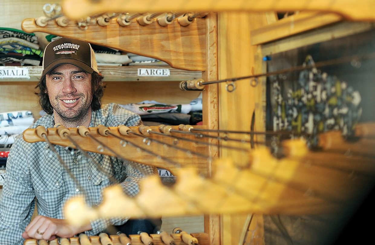 World champion and three-time Olympic silver medalist Johnny Spillane recently purchased Steamboat Flyfisher and will continue to pursue his passion for the outdoors in his own hometown.