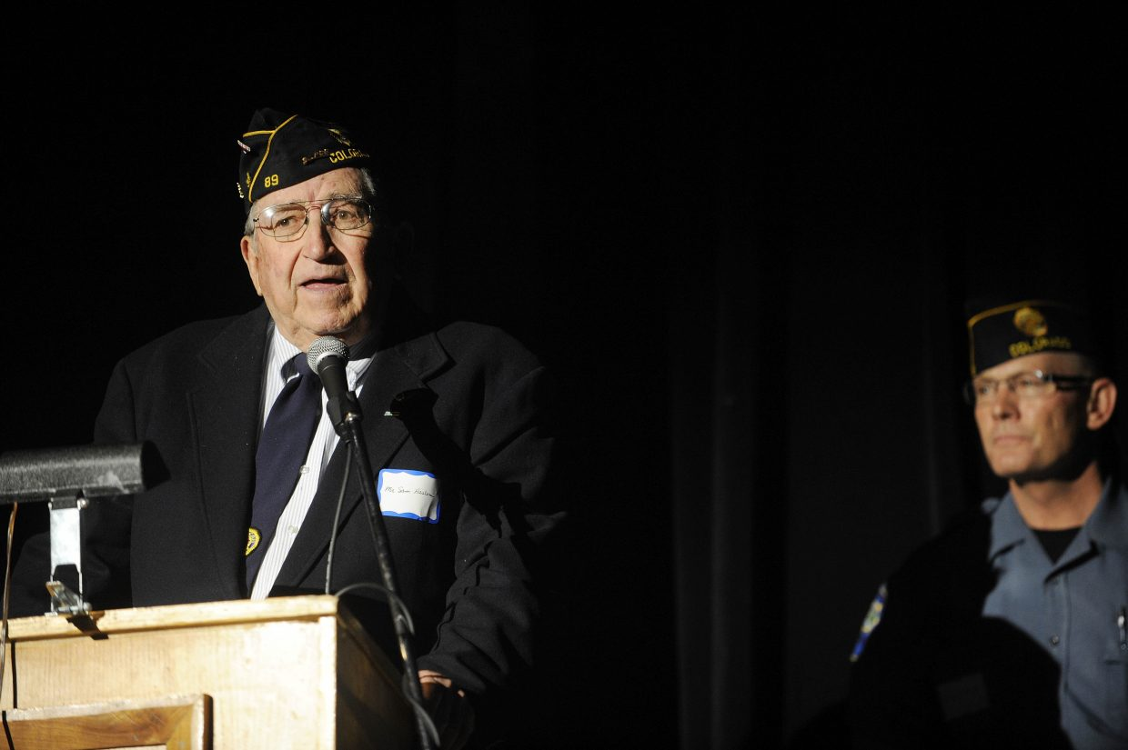 Routt County icon Sam Haslem died Wednesday at the age of 85.