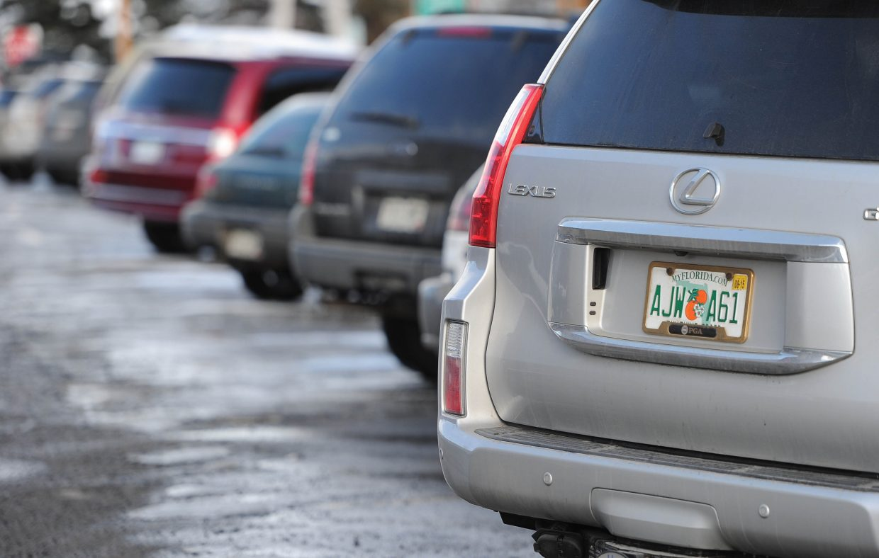 City officials are testing a new license plate reading technology they hope will make enforcing parking rules in downtown Steamboat Springs easier and more efficient.