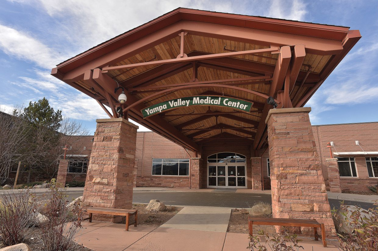 After more than a year of planning Yampa Valley Medical Center will officially mark its partnership with UCHealth Medical Group with a celebration, set for 11:30 a.m. today at the YVMC campus.