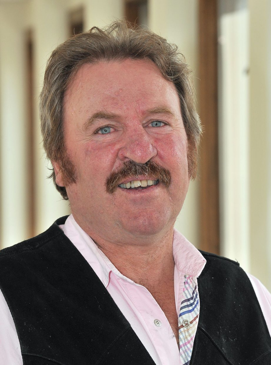 Routt County Commissioner Doug Monger announced he is running for his