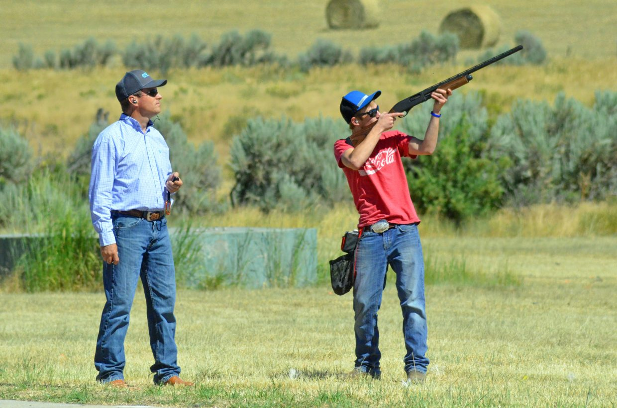 The Polar Bear League will begin its winter shooting season at Craig Trap Club, the grounds of which are pictured here in the summer months. The event takes place twice weekly and is available to shotgun shooters of all ages.