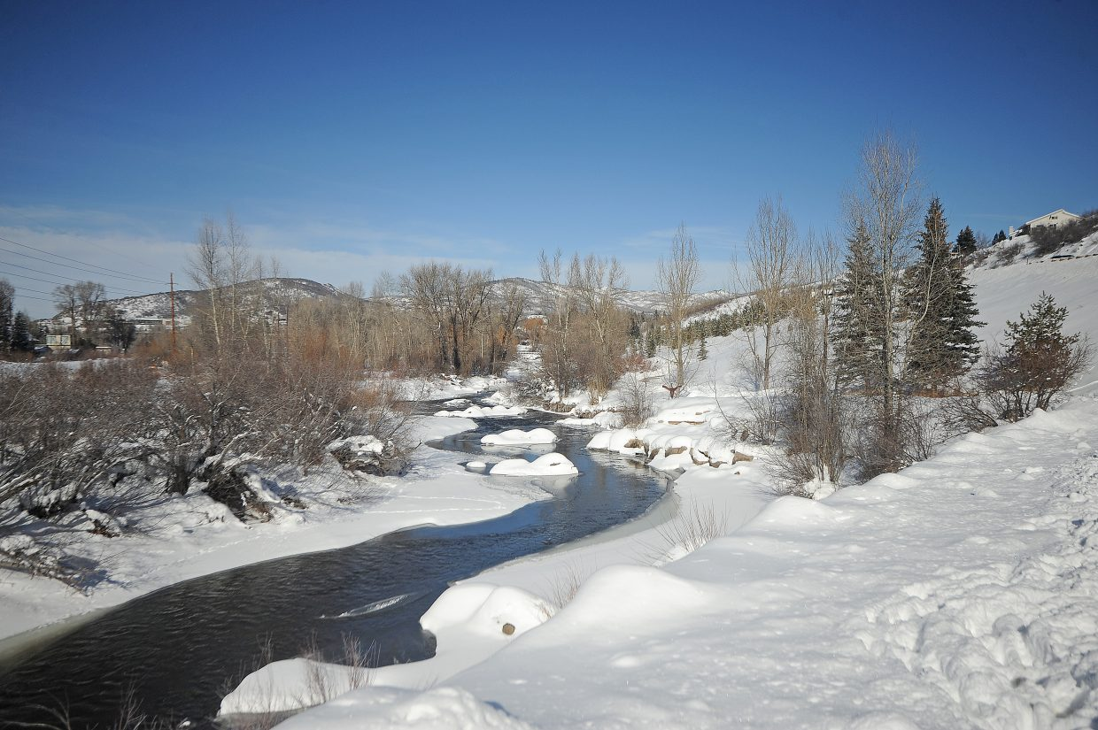 The city's new easement on the Iron Horse property will guarantee permanent access to the Yampa River from land between the Yampa River Core Trail and the river bank. The easement covers about 440 feet of river frontage.
