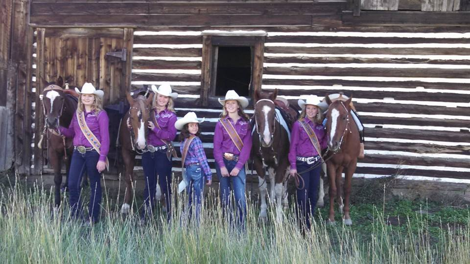 2014 Routt County Royalty. Submitted by: Dic Minnick