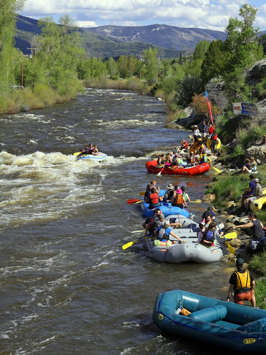 The 36th annual Yampa River Festival will commence this weekend with a variety of events and competitions on the Yampa River from the Raft Rodeo to the Kayak Cross, SUP cross, sprint and more.