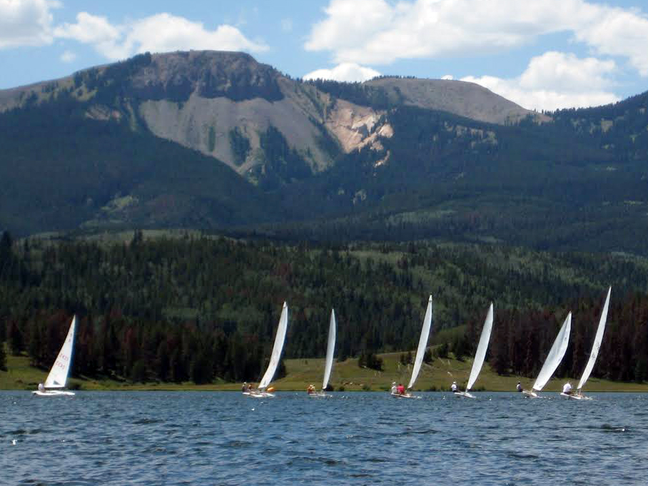 The 14th annual Steamboat Scowboys MC Scow Sailing Regatta will take place Saturday and Sunday at Steamboat Lake.