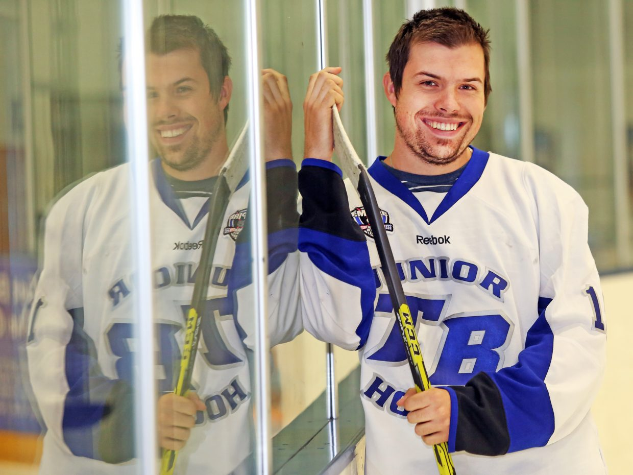 Steamboat Springs resident Mason Bates will take another step toward his lifelong dream of playing professional hockey next month when he moves to Furudal, Sweden, where he has signed to play for IFK Ore, one of the many national club teams.