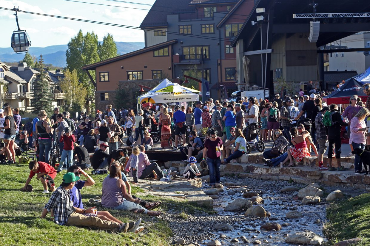 The 10th annual Steamboat OktoberWest festivities will kickoff on Friday evening with the OktoberWest Beer Stroll.