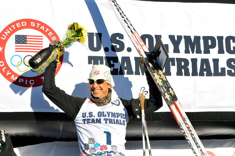 Todd Lodwick made the U.S. Winter Olympics Nordic combined team Saturday at the trials in Park City, Utah, and he did it in historic fashion. In February, Lodwick will be the first American to compete in six Winter Olympic Games.