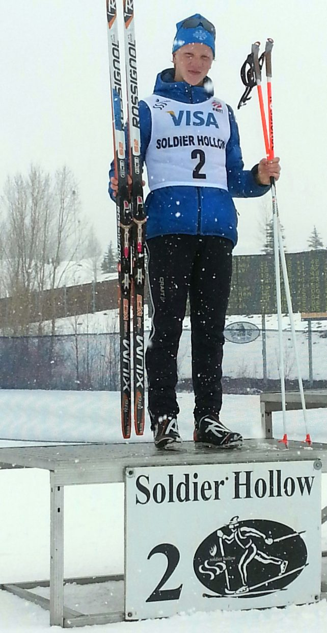 Steamboat Springs Winter Sports Club Nordic skier Lars Hannah is heading to Val di Fiemme, Italy, at the end of the month to compete in the Junior World Ski Championships. Hannah's performance in the cross-country national championships in Park City, Utah, sealed him the spot.