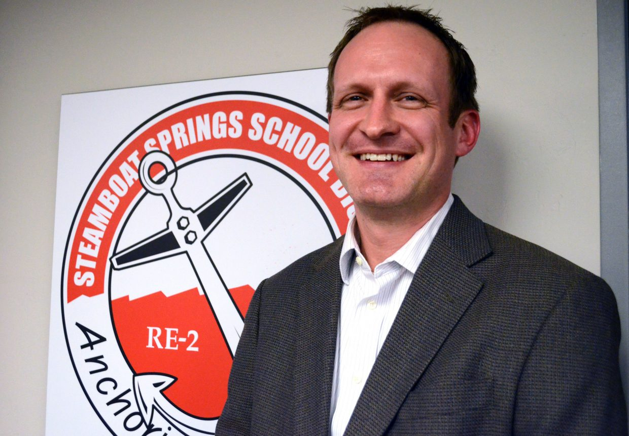 Scott Bideau was elected Steamboat Springs School Board's fifth member Thursday evening in a special meeting. Bideau won one of the most contested elections in recent memory for a board seat.