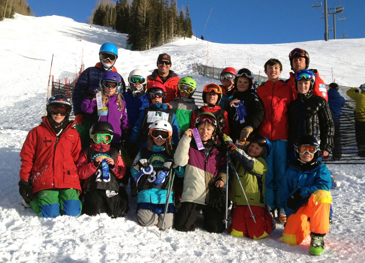"""Steamboat Springs Winter Sports Club freestyle skiers competed at Telluride over the weekend. """"All of our kids did extremely well, and I am very proud of them, their skiing and their sportsmanship,"""" coach Erik Skinner said. Individual results can be found in the Sports Scoreboard listing."""