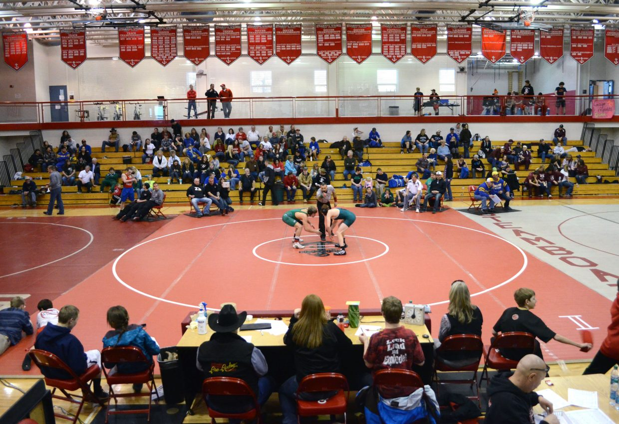 The Carl Ramunno Invitational drew 11 schools from across the Western Slope. Steamboat Springs took first with 151.5 points. Hayden was second and Glenwood Springs was third.