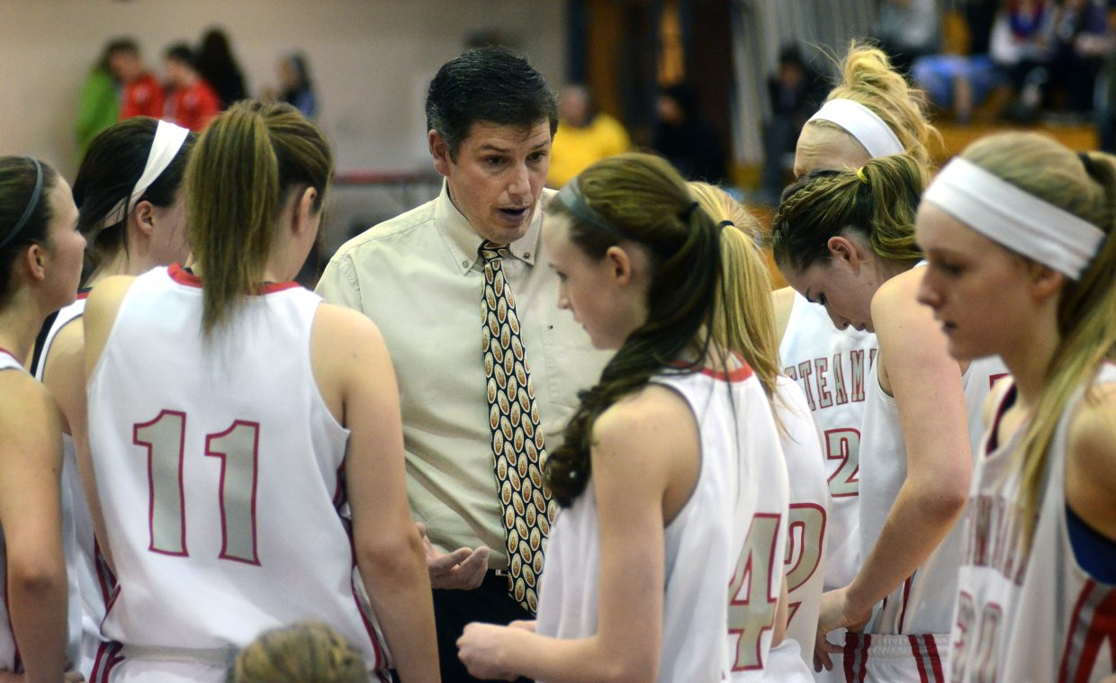 Steamboat girls coach Mack Spitellie and the Sailors are hoping history repeats itself when the team travels to Falcon on Tuesday for the first round of the state playoffs. Steamboat pulled a first-round road victory in the first round last year.