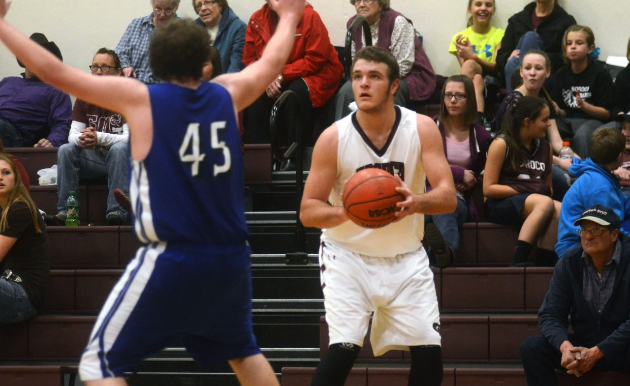 Ryan Jeep led all boys 2A Western Slope League players in scoring, averaging 18.4 points per game. Jeep was named first-team all-league, along with teammate Matt Regan.