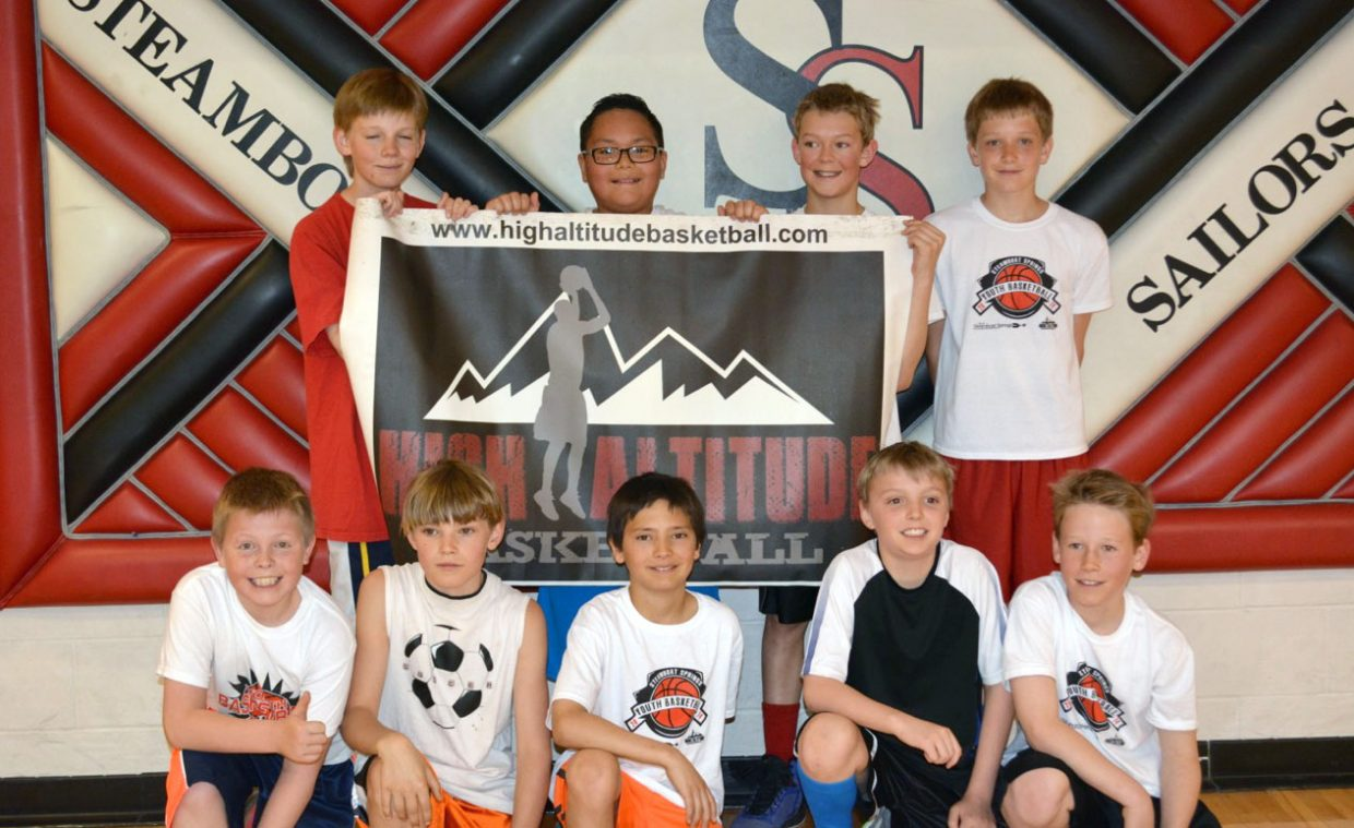 Fifth- and sixth-grade basketball players competed in the Steamboat's first-ever tournament collaboration for the age group by the High Altitude club program and the city's recreational league.
