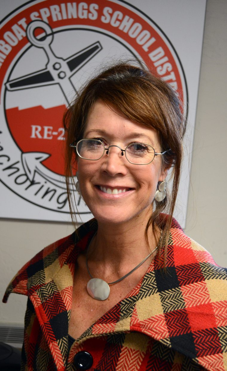 Attorney Sherri Sweers was elected as the fifth member of the Steamboat Springs School Board at a special meeting Thursday night. Her first meeting will be Aug. 11.