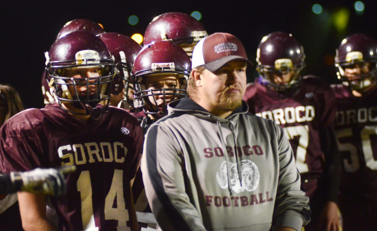 Soroco High School football coach Josef Keller and the Rams found out they didn't make the 8-man state playoffs Sunday. Soroco ended its season with a 37-point win against rival Hayden on Friday, and it will be Keller's last game as Rams coach, he announced afterward.