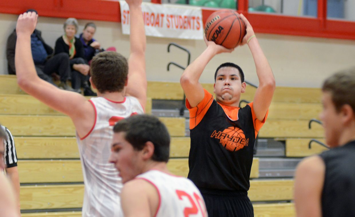 Hayden senior Carlos Valdez scored 15 points the last time the Tigers faced off against cross-town rival Soroco, but the Rams got the big win, 59-25. Hayden finally has its full team back healthy and in focus, but Soroco is riding a four-game winning streak.