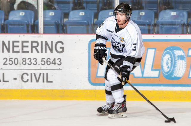 Former Steamboat Springs youth hockey player Andrew Farny has played the game since he was a little kid, smacking around ice chunks on an iced-over pond in Telluride. These days, Farny is a defenseman in the British Columbia Hockey League and will be an Air Force Falcon next winter.